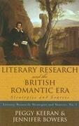 Literary Research and the British Romantic Era