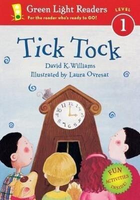 Tick Tock als Taschenbuch