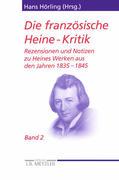 Die französische Heine-Kritik 2
