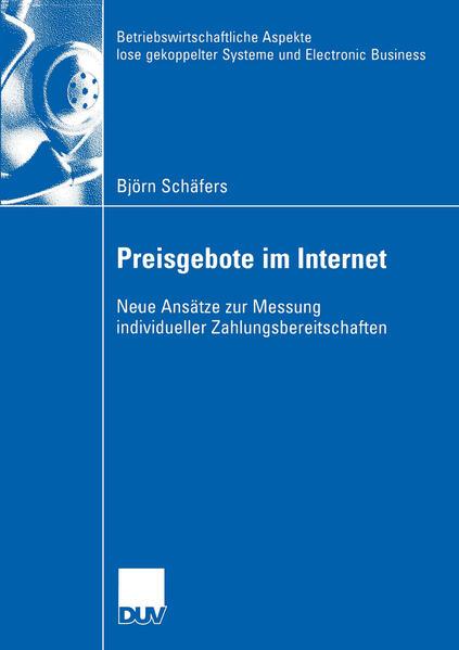 Preisgebote im Internet als Buch (kartoniert)