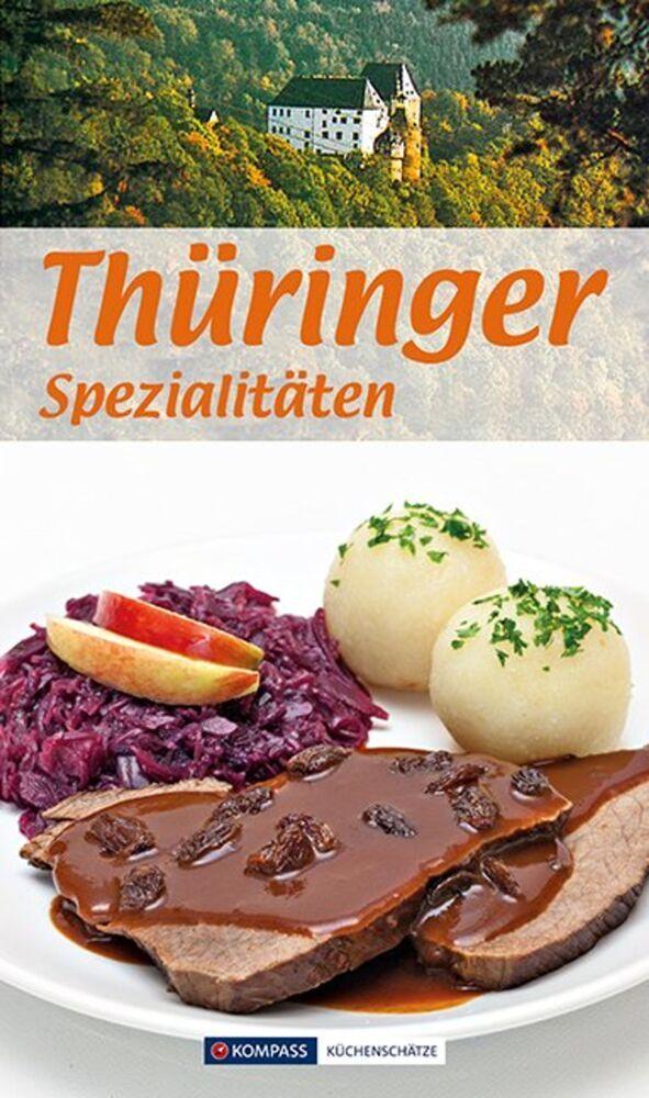 Thüringer Spezialitäten als Buch (gebunden)