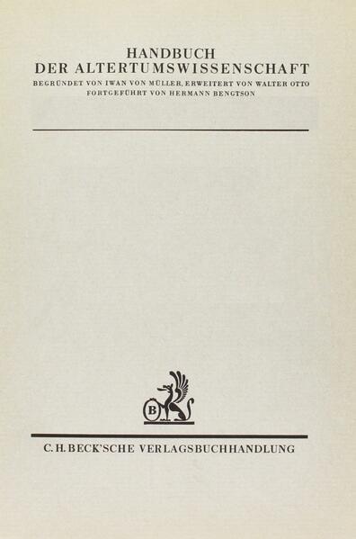 Das Recht der griechischen Papyri Ägyptens in der Zeit der Ptolemäer und des Prinzipats Bd. 2: Organisation und Kontrolle des privaten Rechtsverkehrs als Buch (gebunden)