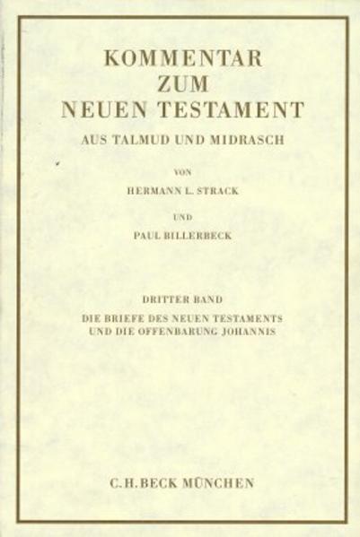 Die Briefe des Neuen Testaments und die Offenbarung Johannis als Buch (gebunden)