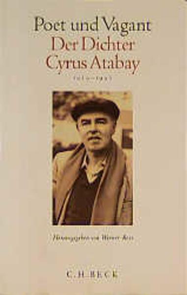 Poet und Vagant. Der Dichter Cyrus Atabay als Buch (kartoniert)