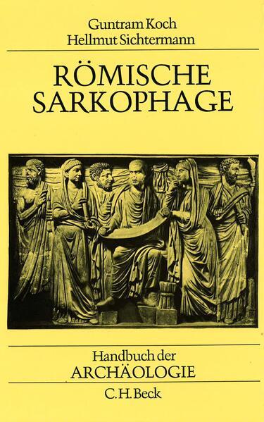 Römische Sarkophage als Buch (gebunden)