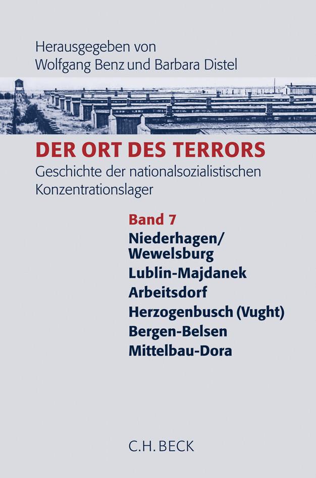 Niederhagen / Wewelsburg. Lublin-Majdanek. Arbeitsdorf. Herzogenbusch (Vught). Bergen-Belsen. Dora-M als Buch (gebunden)