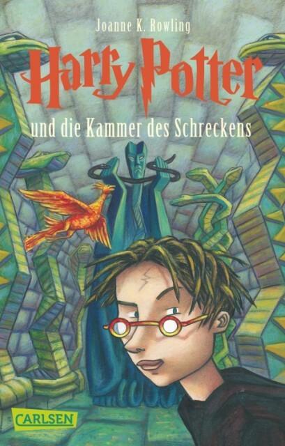Harry Potter 2 und die Kammer des Schreckens als Taschenbuch
