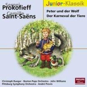 Peter Und Der Wolf/Der Karneval (Eloquence Junior) als CD