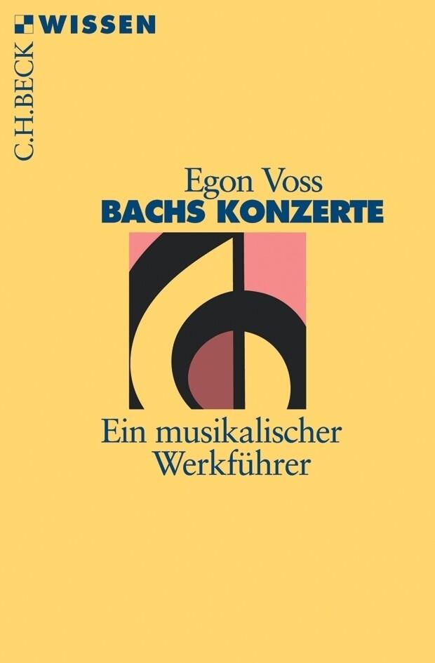Bachs Konzerte als Taschenbuch