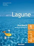 Lagune 1. Kursbuch mit Audio-CD Sprechübungen