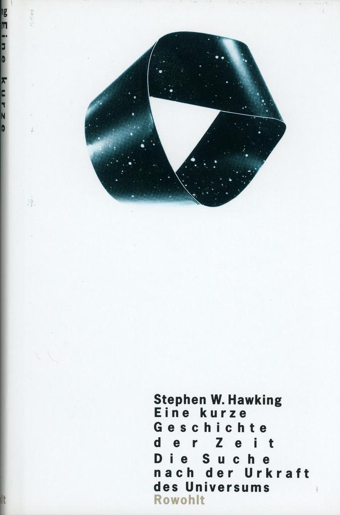 Eine kurze Geschichte der Zeit als Buch (gebunden)