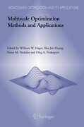 Multiscale Optimization Methods and Applications