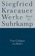 Von Caligari zu Hitler / Studien zu Massenmedien und Propaganda