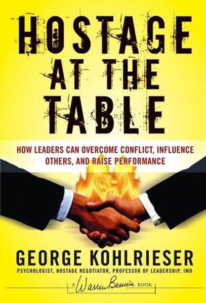 Hostage at the Table als Buch (gebunden)