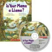Is Your Mama a Llama? - Audio [With CD]