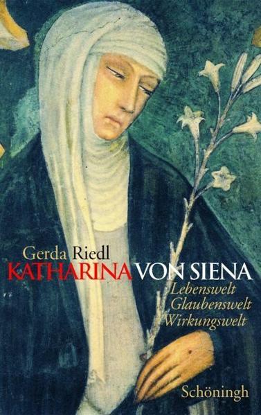 Katharina von Siena als Buch (kartoniert)