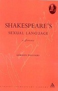 Shakespeare's Sexual Language