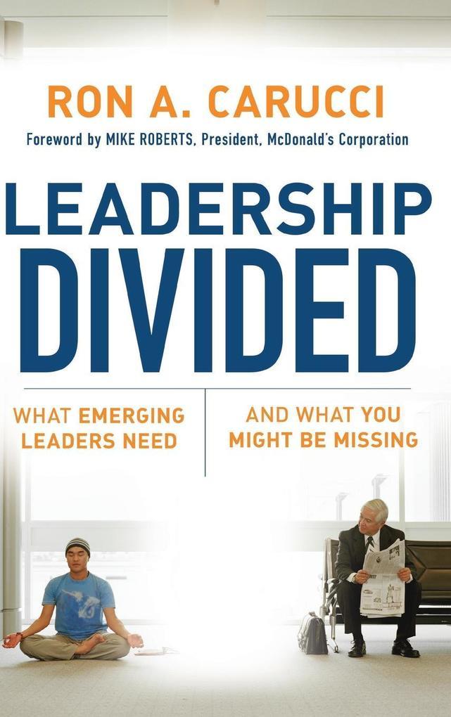 Leadership Divided als Buch (gebunden)