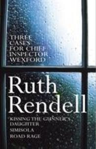 Three Cases For Chief Inspector Wexford als Taschenbuch