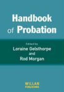 Handbook of Probation als Taschenbuch