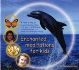 Enchanted Meditations for Kids als Hörbuch CD