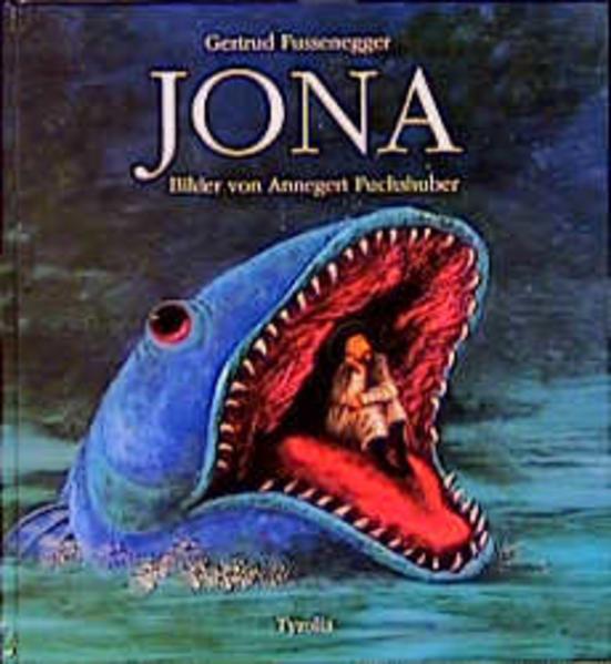 Jona als Buch (gebunden)