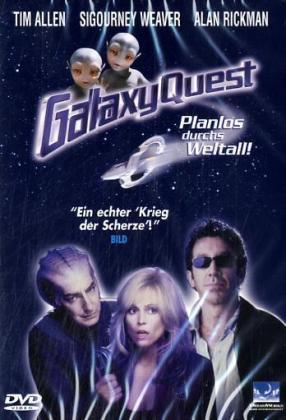 Galaxy Quest - Planlos durchs Weltall! als DVD