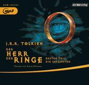 Herr der Ringe. Die Gefährten. 2 MP3-CDs