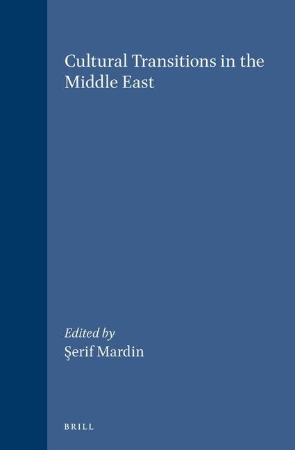 Cultural Transitions in the Middle East als Buch (gebunden)