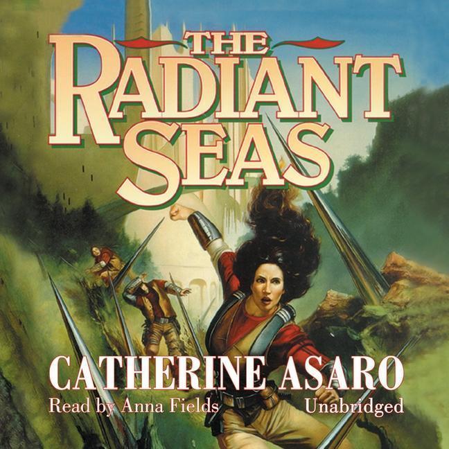 The Radiant Seas als Hörbuch CD