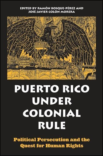 Puerto Rico Under Colonial Rule: Political Persecution and the Quest for Human Rights als Taschenbuch