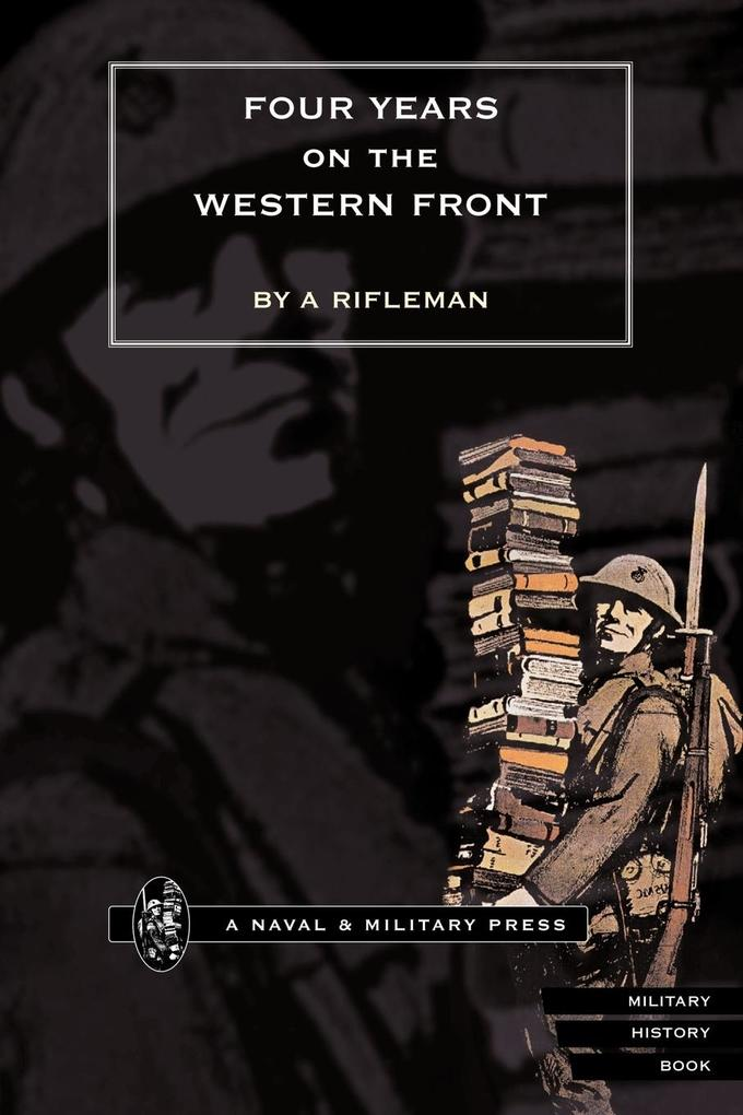 Four Years on the Western Front als Taschenbuch