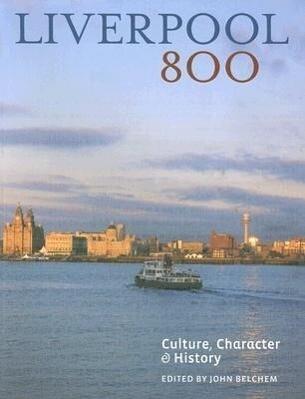 Liverpool 800 als Buch (gebunden)