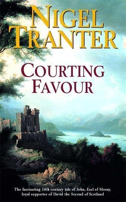 Courting Favour als Taschenbuch
