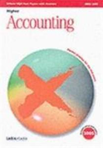 Accounting Higher SQA Past Papers als Taschenbuch
