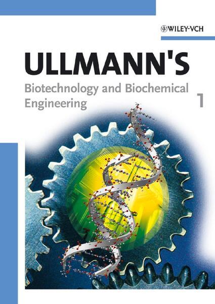 Ullmann's Biotechnology and Biochemical Engineering, 2 Vols. als Buch (gebunden)