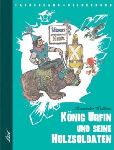 König Urfin und seine Holzsoldaten als Buch (gebunden)