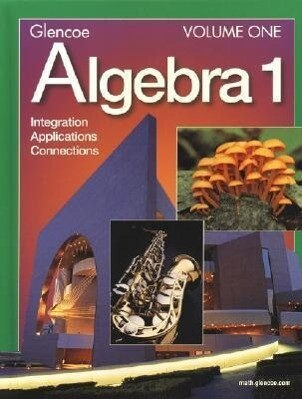 Algebra 1: Integration Applications and Connections als Buch (gebunden)