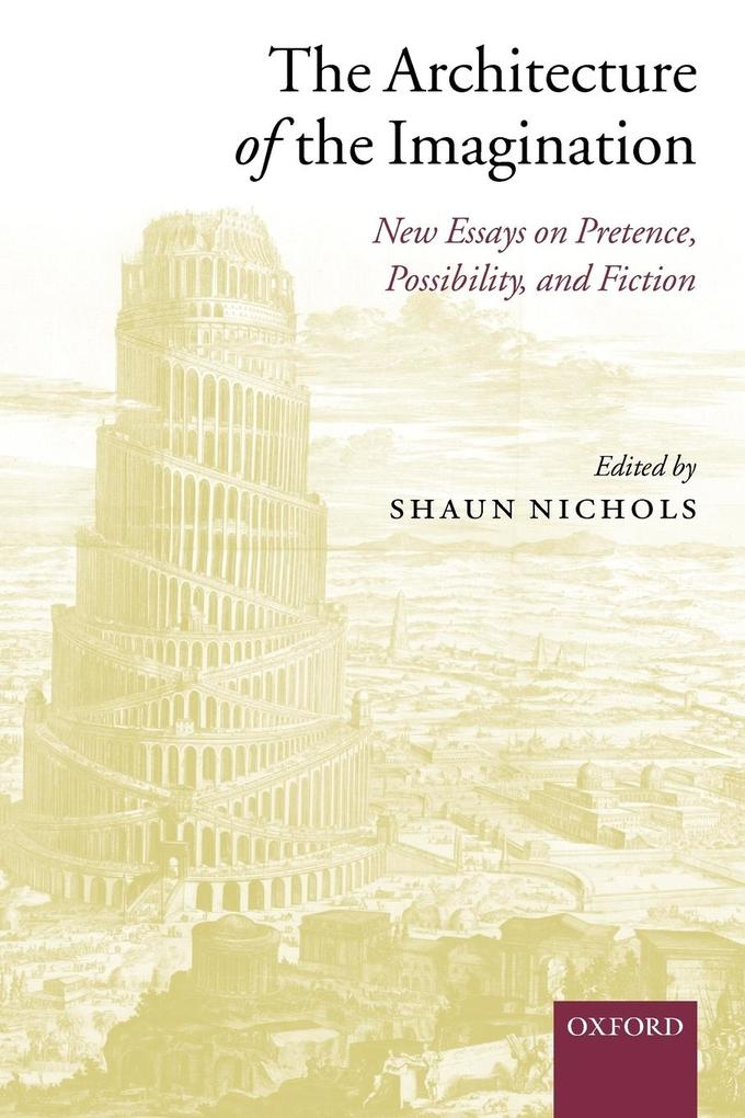 The Architecture of the Imagination als Buch (kartoniert)