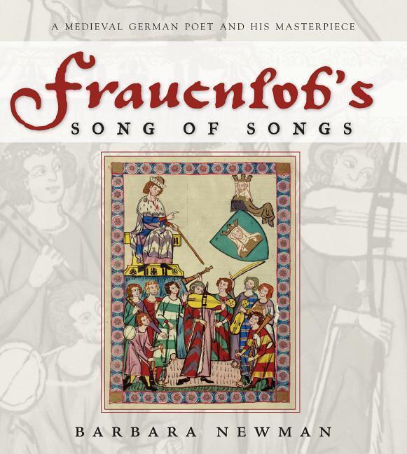 Frauenlob's Song of Songs als Taschenbuch