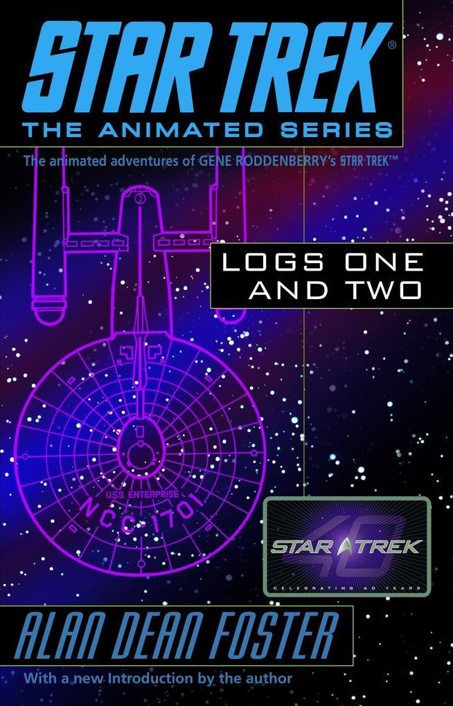 Star Trek Logs One and Two als Taschenbuch