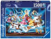 Disneys magisches Märchenbuch. Puzzle 1500-3000 Teile