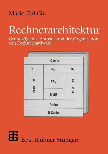 Rechnerarchitektur als Buch (kartoniert)