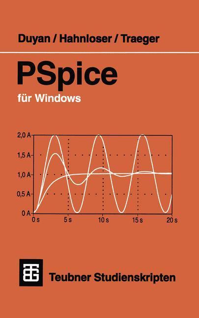 PSpice für Windows als Buch (kartoniert)