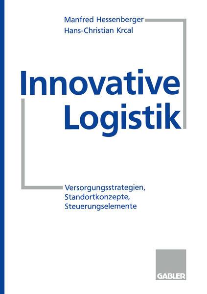 Innovative Logistik als Buch (kartoniert)
