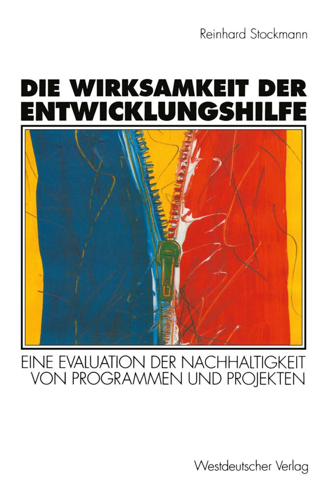 Die Wirksamkeit der Entwicklungshilfe als Buch (kartoniert)