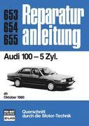 Audi 100  5 Zyl. ab 10/1980; .