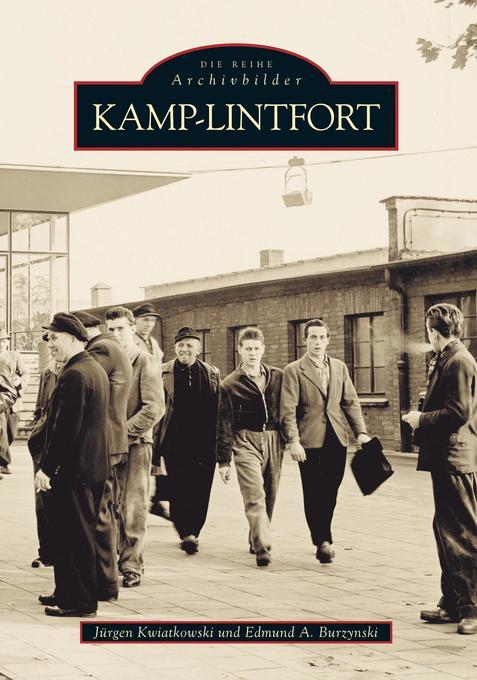 Kamp-Lintfort als Buch (kartoniert)