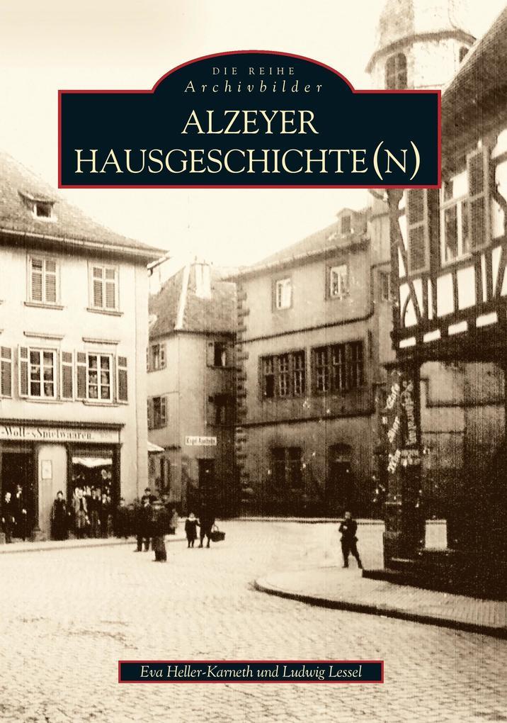 Alzeyer Hausgeschichte(n) als Buch (kartoniert)