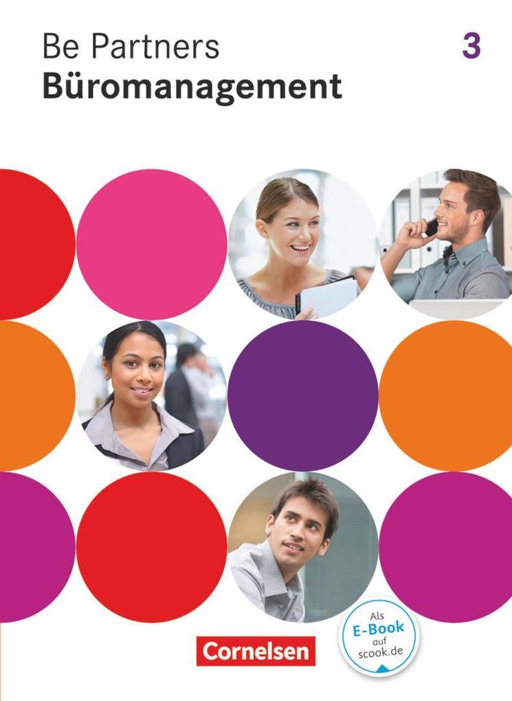 Be Partners - Büromanagement 3. Ausbildungsjahr. Fachkunde als Buch (kartoniert)